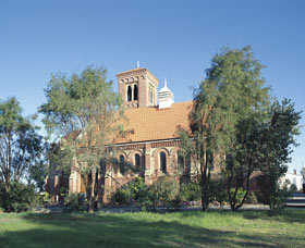 All Saints Church Collie - Accommodation Port Macquarie