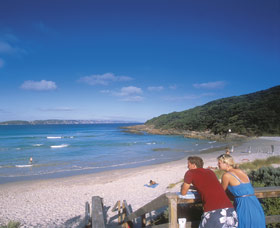 Ocean Beach - Accommodation Port Macquarie