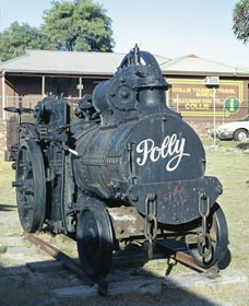 Steam Locomotive Museum - Accommodation Port Macquarie