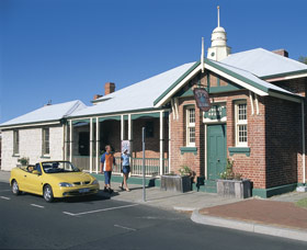 Old Court House Complex - Accommodation Port Macquarie