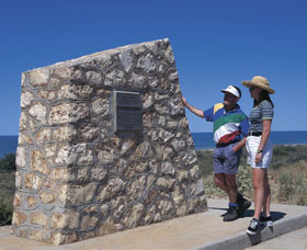 Potshot Monument - Accommodation Port Macquarie
