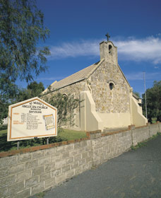 St Mary's Anglican Church - Accommodation Port Macquarie