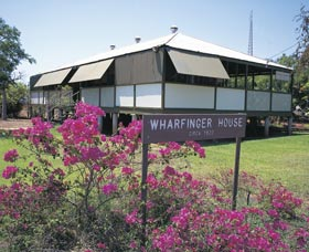 Wharfinger's House Museum - Accommodation Port Macquarie