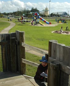 Yoganup Playground - Accommodation Port Macquarie