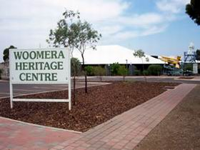 Woomera Heritage and Visitor Information Centre - Accommodation Port Macquarie