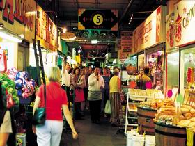 Adelaide Central Market - Accommodation Port Macquarie