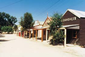 Old Tailem Town Pioneer Village - Accommodation Port Macquarie