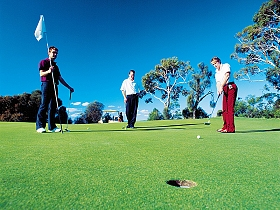 Oatlands Golf Course - Accommodation Port Macquarie