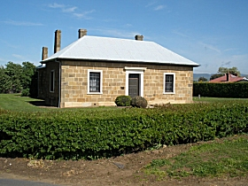 Oatlands Court House - Accommodation Port Macquarie