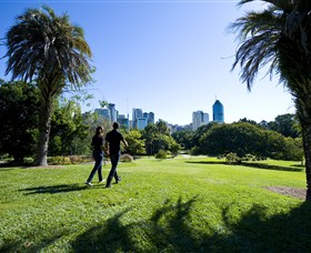 City Botanic Gardens - Accommodation Port Macquarie
