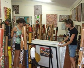 Top Didj  Art Gallery - Accommodation Port Macquarie