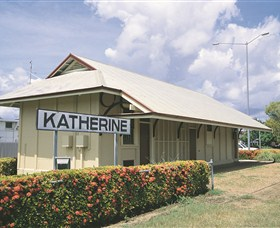 Old Katherine Railway Station - Accommodation Port Macquarie