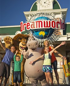 Dreamworld - Accommodation Port Macquarie