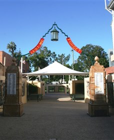 Gympie and Widgee War Memorial Gates - Accommodation Port Macquarie