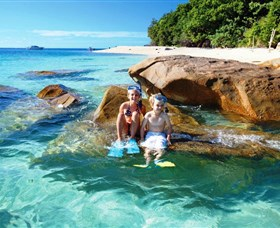 Fitzroy Island National Park - Accommodation Port Macquarie