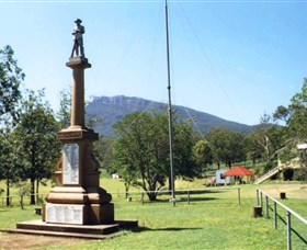 Maroon State School War Memorial - Accommodation Port Macquarie