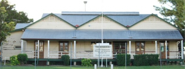 Central Queensland Military Museum - Accommodation Port Macquarie