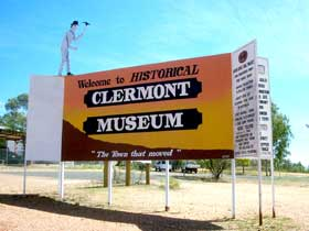 Clermont Historical Centre and Museum - Accommodation Port Macquarie