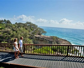North Gorge Headlands - Accommodation Port Macquarie