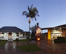 Bundaberg Distilling Company Bondstore - Accommodation Port Macquarie