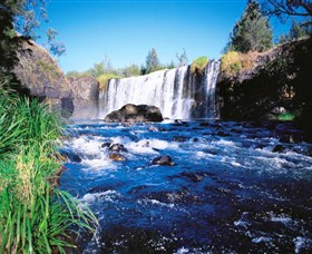 Millstream Falls National Park - Accommodation Port Macquarie