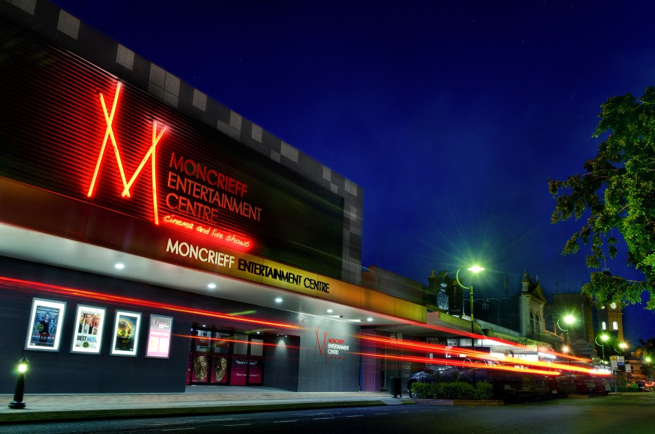 Moncrieff Entertainment Centre - Accommodation Port Macquarie