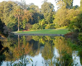 Royal Botanic Gardens Melbourne - Accommodation Port Macquarie
