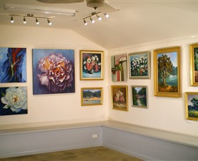 Ros McArthur Art Studio - Accommodation Port Macquarie