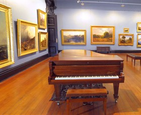 Art Gallery of Ballarat - Accommodation Port Macquarie