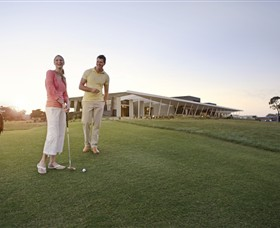 Moonah Links Golf Complex - Accommodation Port Macquarie