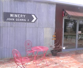 John Gehrig Wines - Accommodation Port Macquarie