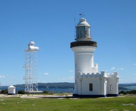 Point Perpendicular Lighthouse and Lookout - Accommodation Port Macquarie