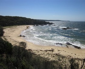 Mystery Bay Lookout - Accommodation Port Macquarie
