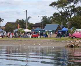 Greenwell Point Riverside Markets - Accommodation Port Macquarie
