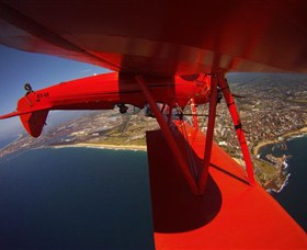 Southern Biplane Adventures - Accommodation Port Macquarie