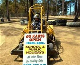GTS Dirt Karts - Accommodation Port Macquarie