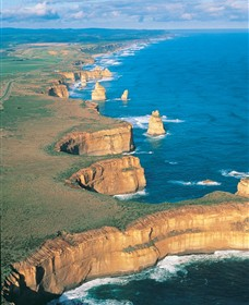 12 Apostles Flight Adventure from Torquay - Accommodation Port Macquarie