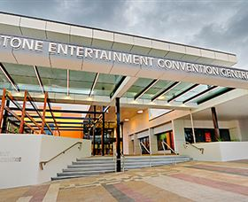 Gladstone Entertainment and Convention Centre - Accommodation Port Macquarie