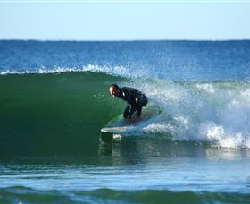 Surfaris Surf Camp - Accommodation Port Macquarie