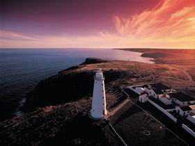 Cape Willoughby Lightstation - Cape Willoughby Conservation Park - Accommodation Port Macquarie