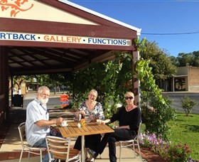 Artback Australia Gallery and Cafe - Accommodation Port Macquarie