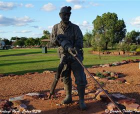 Cobar Miners Heritage Park - Accommodation Port Macquarie