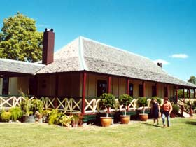 Capella Pioneer Village - Accommodation Port Macquarie