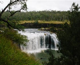 Millstream Falls - Accommodation Port Macquarie