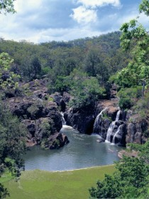 Little Millstream Falls - Accommodation Port Macquarie