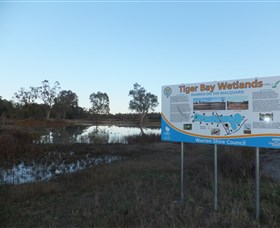 Tiger Bay Wetlands - Accommodation Port Macquarie