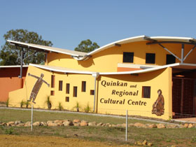 The Quinkan and Regional Cultural Centre - Accommodation Port Macquarie