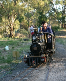 Jerilderie Steam Rail
