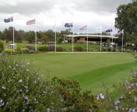Tocumwal Golf Club - Accommodation Port Macquarie