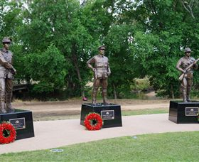 VC Memorial Park - Honouring Our Heroes - Accommodation Port Macquarie